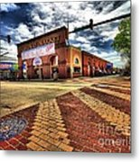 On Broadway Metal Print