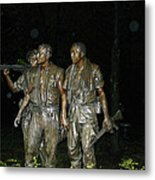 On Patrol Metal Print