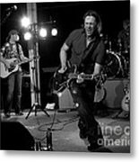 On Stage Metal Print by   Joe Beasley