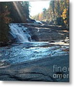 On The Fall Line Metal Print