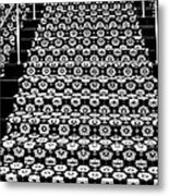 On The Riviera Stairs Palm Springs Metal Print