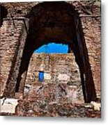 On The Ruins Of An Emipire Metal Print