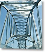 On The Way To Cape Cod Metal Print