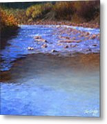 On The Way To Ouray Metal Print