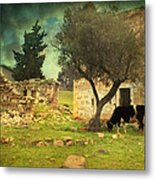 Once Upon A Time In Phokaia  Metal Print