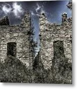 Once Upon A Time Metal Print