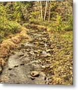 One Ends Another Begins Metal Print