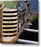 One Eyed Oliver Metal Print