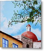 One Fine Day In Cuba Metal Print