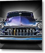 One Gold Tooth Metal Print