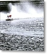 One In Turn Two 24418 Metal Print