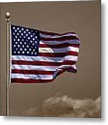 One Nation Under God Metal Print