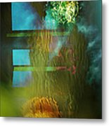 One Night By The Window Metal Print