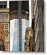 One World Trade Center #2 Metal Print
