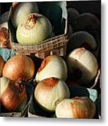 Onions 2 Metal Print