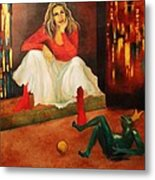 Only A Fairy Tale  Metal Print