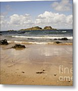 Only Clouds From Skies Metal Print
