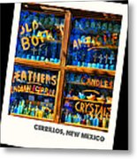 Only In Cerrillos Metal Print