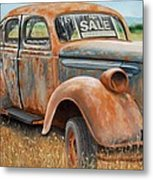 Only One Owner Metal Print