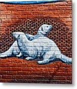Ontario Heritage Mural 3 Metal Print