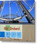 Oob- Its A Shore Wheel Metal Print
