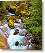 Opal Rivers Metal Print