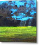 Open Field IIi Metal Print by Patricia Awapara