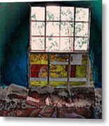 Open New World Metal Print