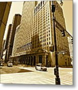 Opera Is Alive On Carol Fox Drive Metal Print