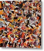 Orangerie Metal Print