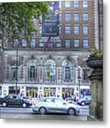 Orchestra Hall - Chicago Metal Print