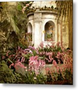 Orchid Exhibition Metal Print