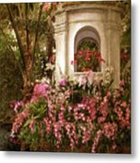 Orchid Show Metal Print