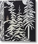 Oregon Forest Metal Print by Estephy Sabin Figueroa