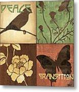 Organic Nature 1 Metal Print