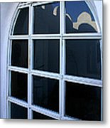 Oriental Reflections Old Medina Tangier Morocco Metal Print