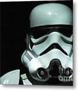 Original Stormtrooper Metal Print