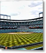 Oriole Park At Camden Yards Metal Print