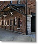 Oriole Park Box Office Metal Print
