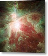 Orion's Sword Metal Print