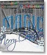 Orlando Magic Metal Print