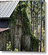 Orton Plantation Barn Metal Print