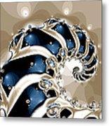 Osteodiplopada  Metal Print