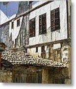 Ottoman Doors And Windows Metal Print