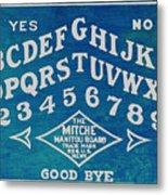 Ouija Board 2 Metal Print