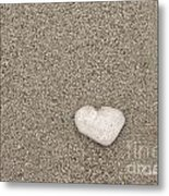 Our Beach Memories Metal Print