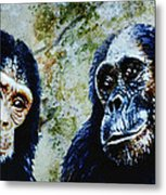 Our Closest Relatives Metal Print