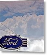 Our Ford  Metal Print