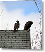 Our House Metal Print
