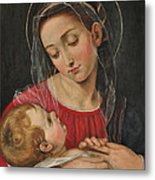 Our Lady Of Divine Providence Metal Print by Terry Sita